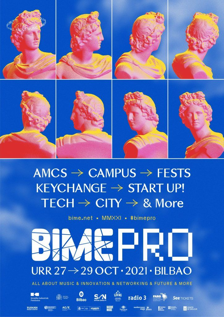 Latin America and Europe meet in Bilbao for the 9th Edition of Bime Pro International Music Conference.